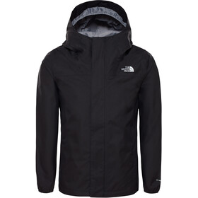 The North Face Resolve Reflective Jacket Girls TNF Black